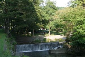 【東和町エリア】三滝堂ふれあい公園