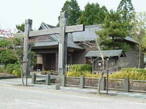 【登米町エリア】水沢県庁記念館