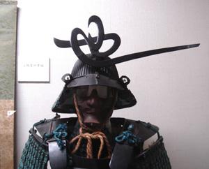 白石宗実公着用の甲冑
